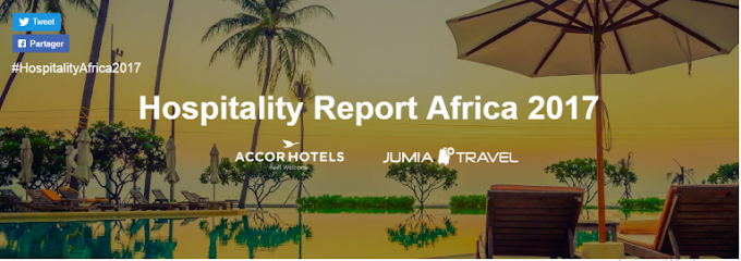 Jumia Travel launches the 2017 African hospitality report
