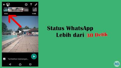 status whatsapp lebih panjang