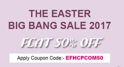 Visit Fortunehealthcarepharmacy.com and grab 50% discount on all ED Products this Easter