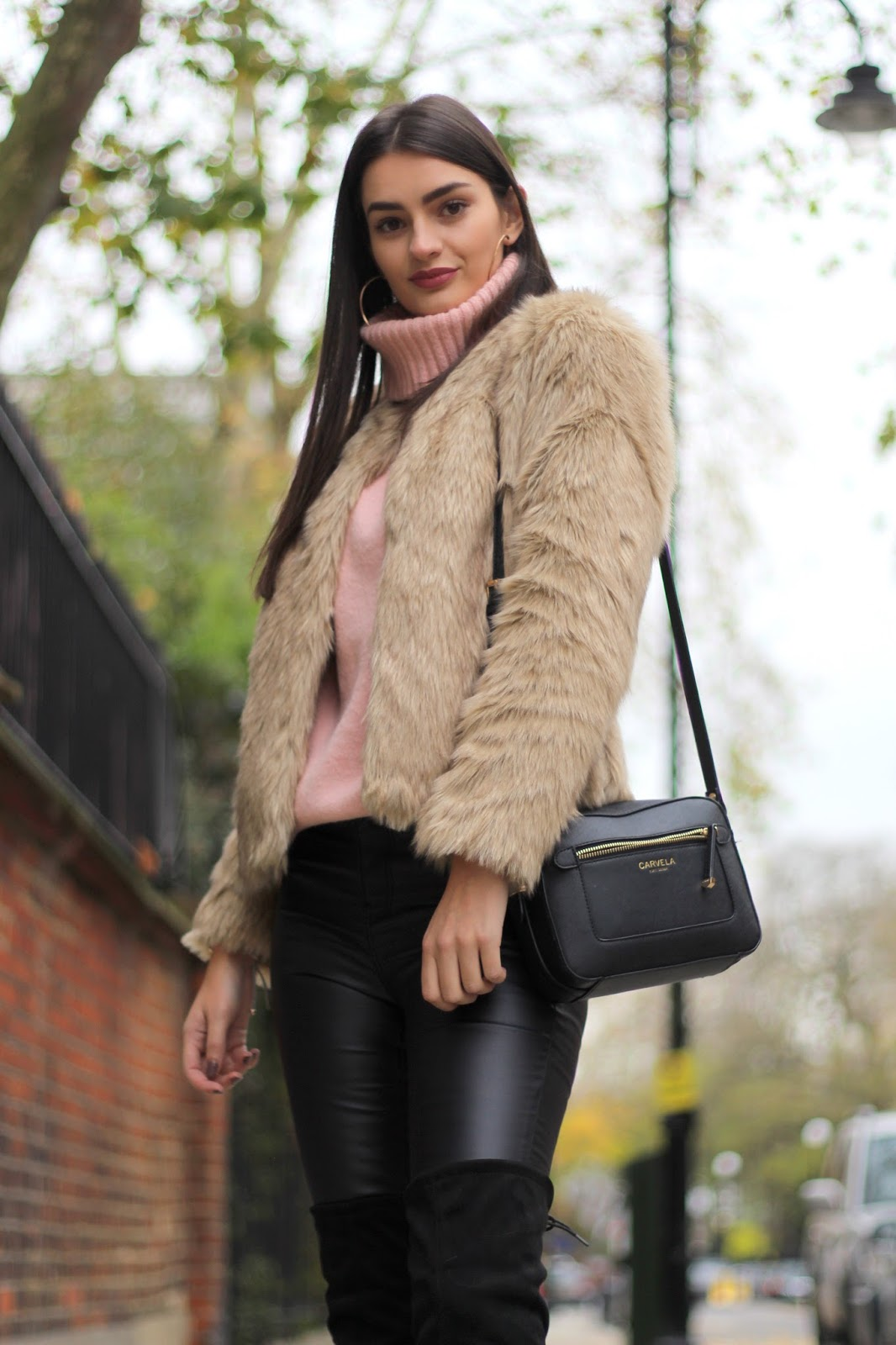 peexo style blogger winter fashion