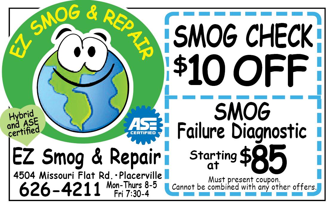 Ez Smog And Auto Repair