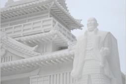戦後、最も遅く札幌で初雪