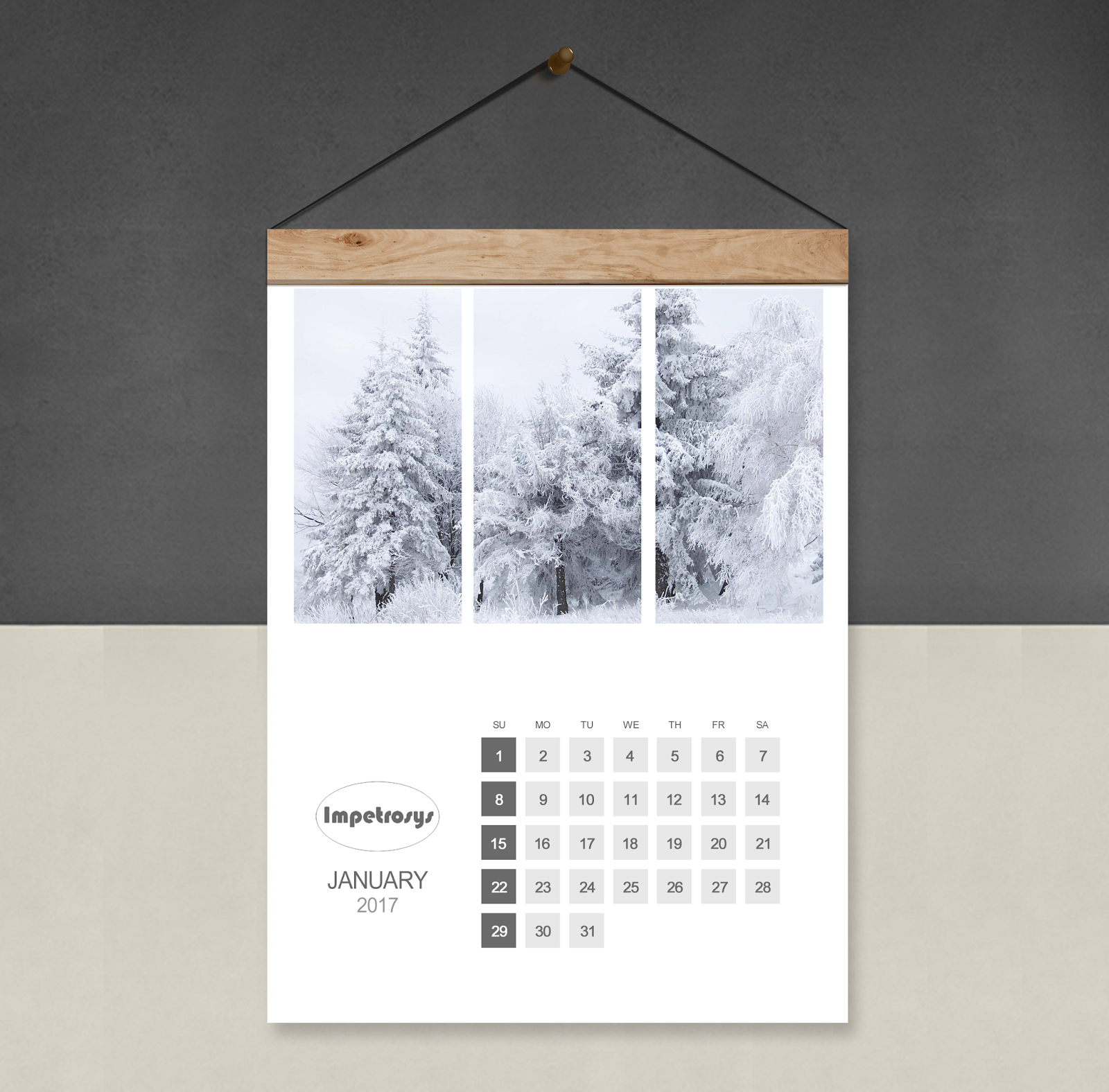 Creative Calendar Designs Inspiration