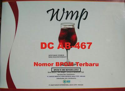 ciri-ciri wmp asli