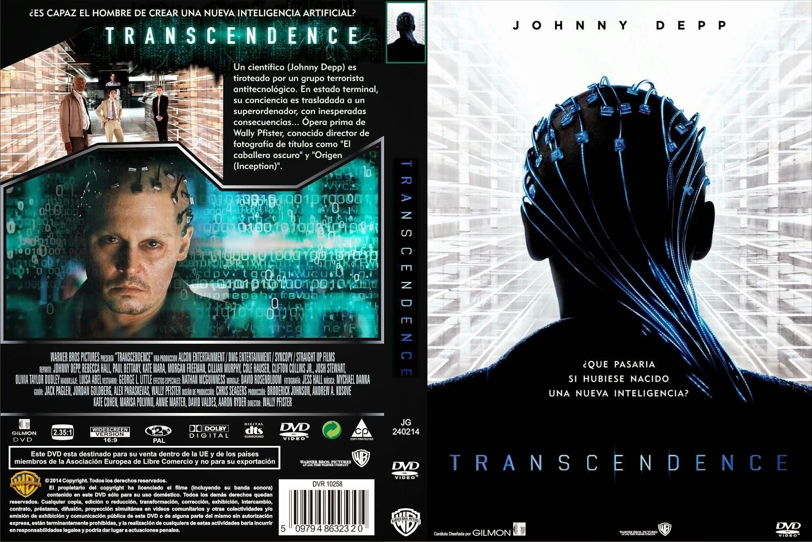 UCreative.com - Top 15 DVD Cover Art Designs of 2008 ...   Transcendence Dvd Cover Art