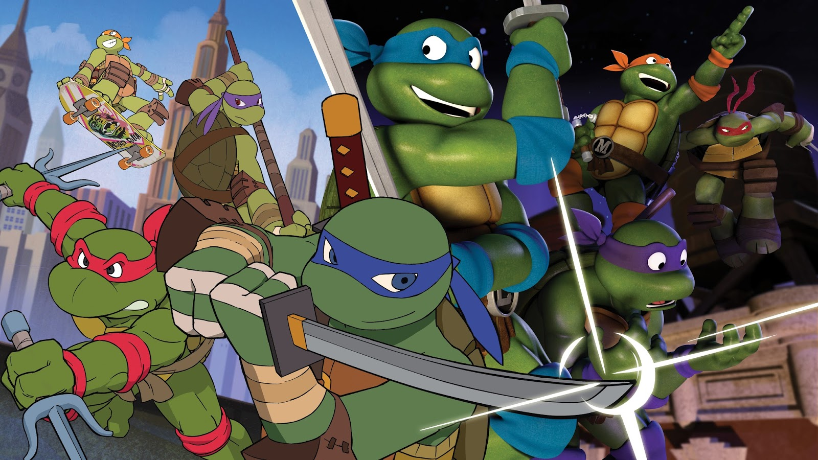 Teenage Mutant Ninja Turtles  Wikipedia