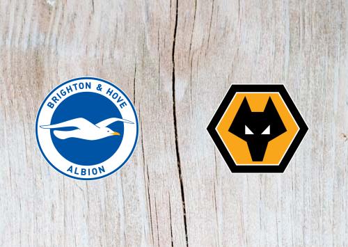 Brighton vs Wolverhampton - Highlights 27 October 2018