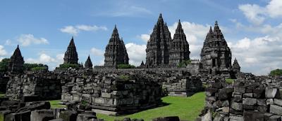 Sejarah Candi Prambanan (foto gambar legenda)