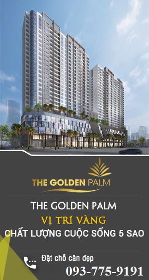 Chung cư The Golden Palm