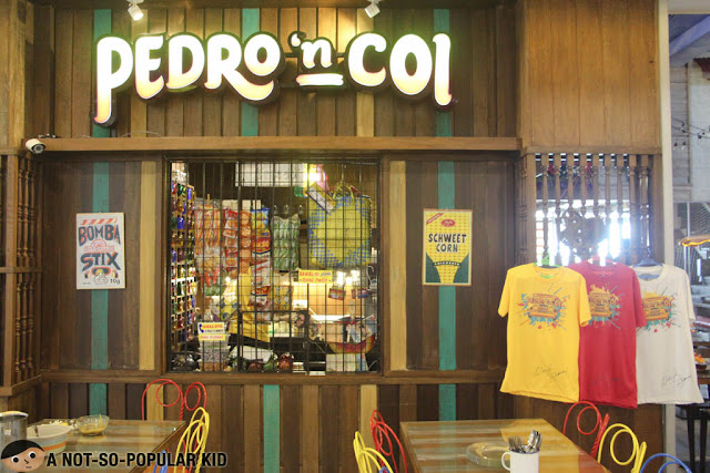 Pedro 'n Coi Filipino Restaurant in Fisher Mall