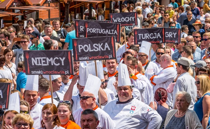 Europa na widelcu   Wrocław