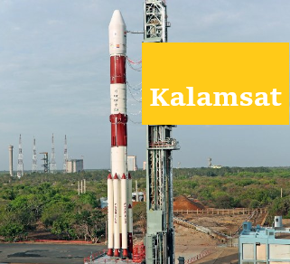 Kalamata and Microsat-R satellites launched