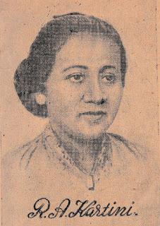Contoh Teks Biografi R.A Kartini beserta Strukturnya