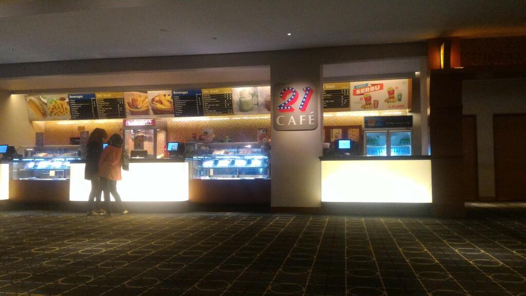 Bioskop Scp 21 Samarinda Lebih Luas Daripada Semarang