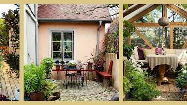 Una de Instagram. Inspiración y jardín con Anna Karlberg en Suecia