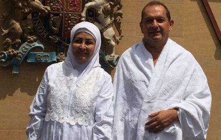 Lama Bergaul dengan Muslim, Dubes Inggris Putuskan Mualaf