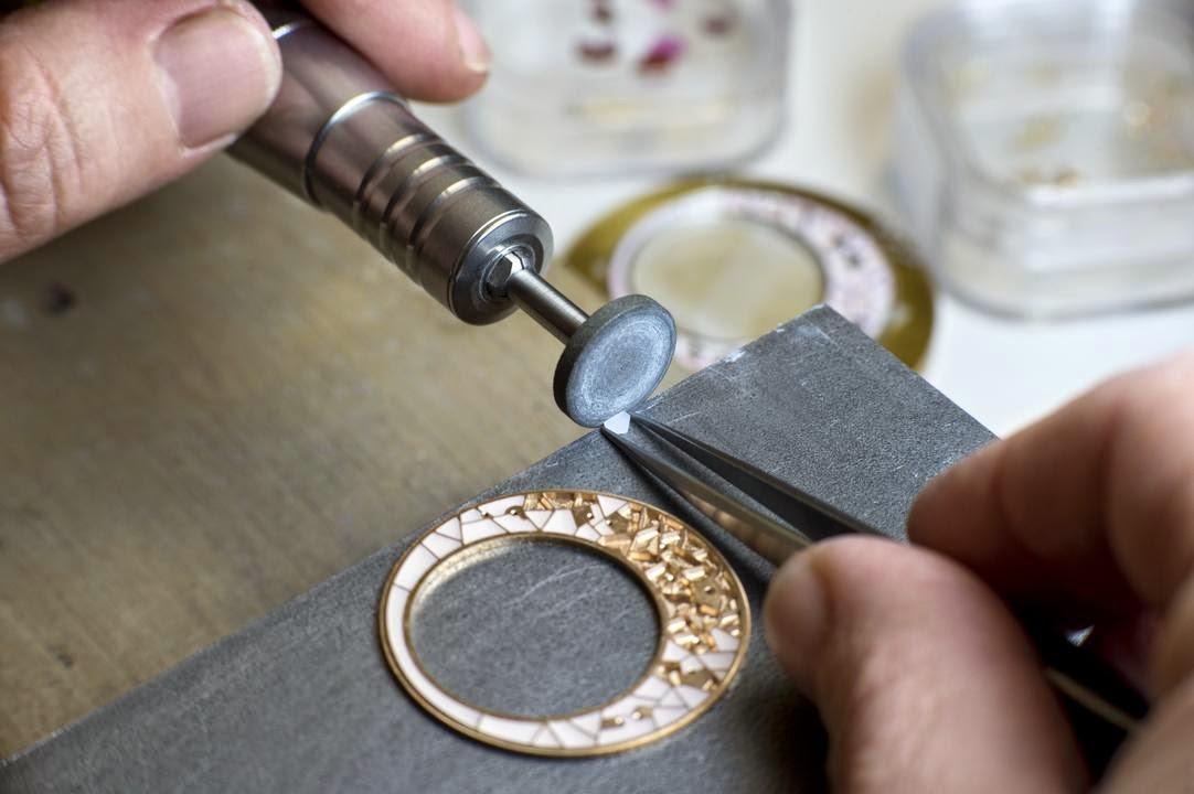 Artesanía en la relojería 17