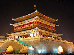 Bell Tower, Xi'an