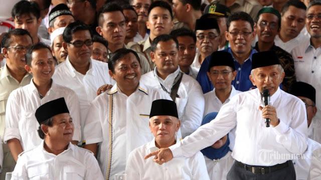 Prabowo Nyapres, PAN: Masih mau Silaturahmi ke Parpol lain