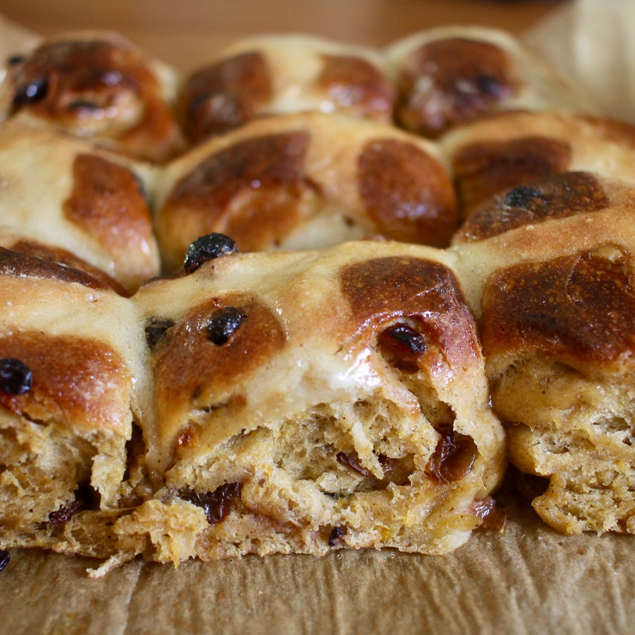 Nice buns sexy buns pastries