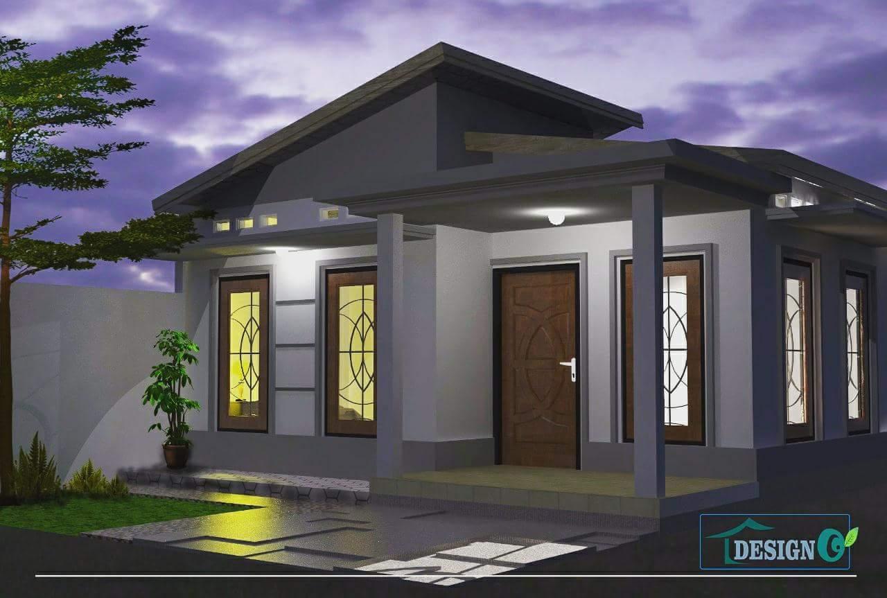 470 Contoh Gambar Rumah Tiga Dimensi Terbaru Gambar Rumah