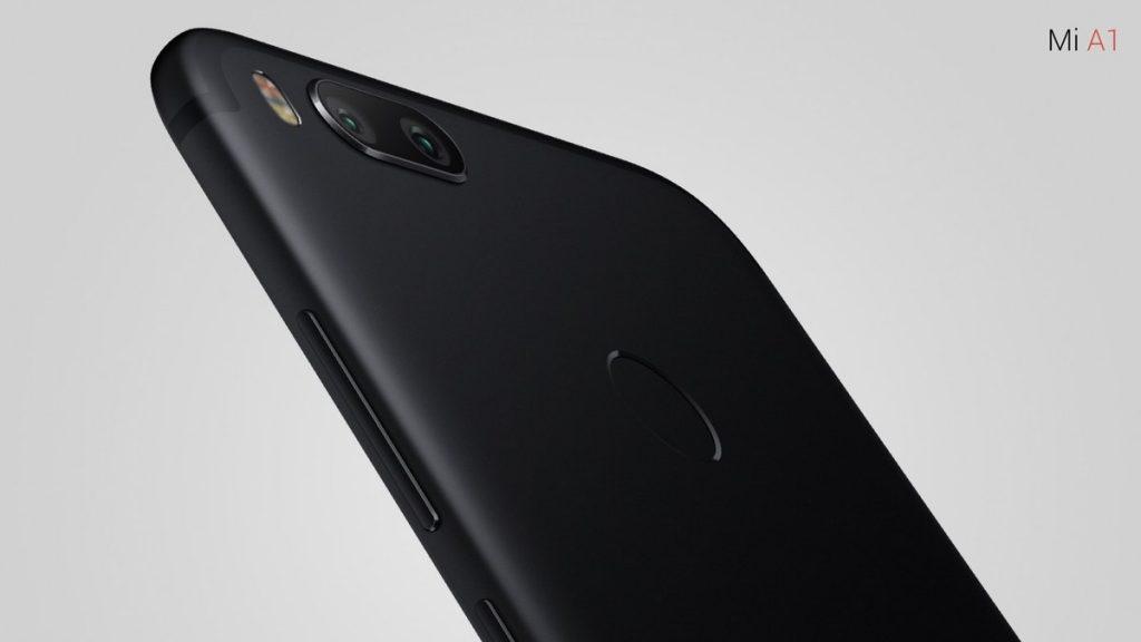 Xiaomi Mi A1 dual cameras