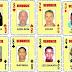 Oito novos procurados pela polícia são adicionados ao Baralho do Crime