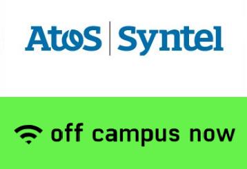 Atos Syntel off campus drive 2019