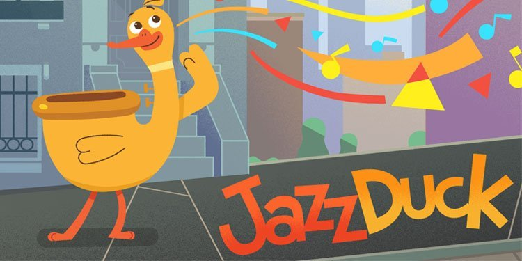 JazzDuck is one of six new Amazon pilots for kids