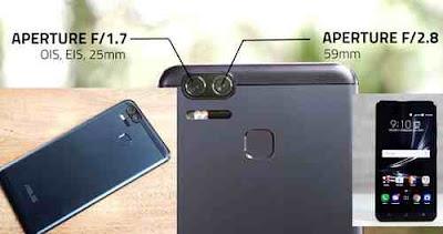 Harga ASUS ZenFone Zoom S, Kamera performa tinggi