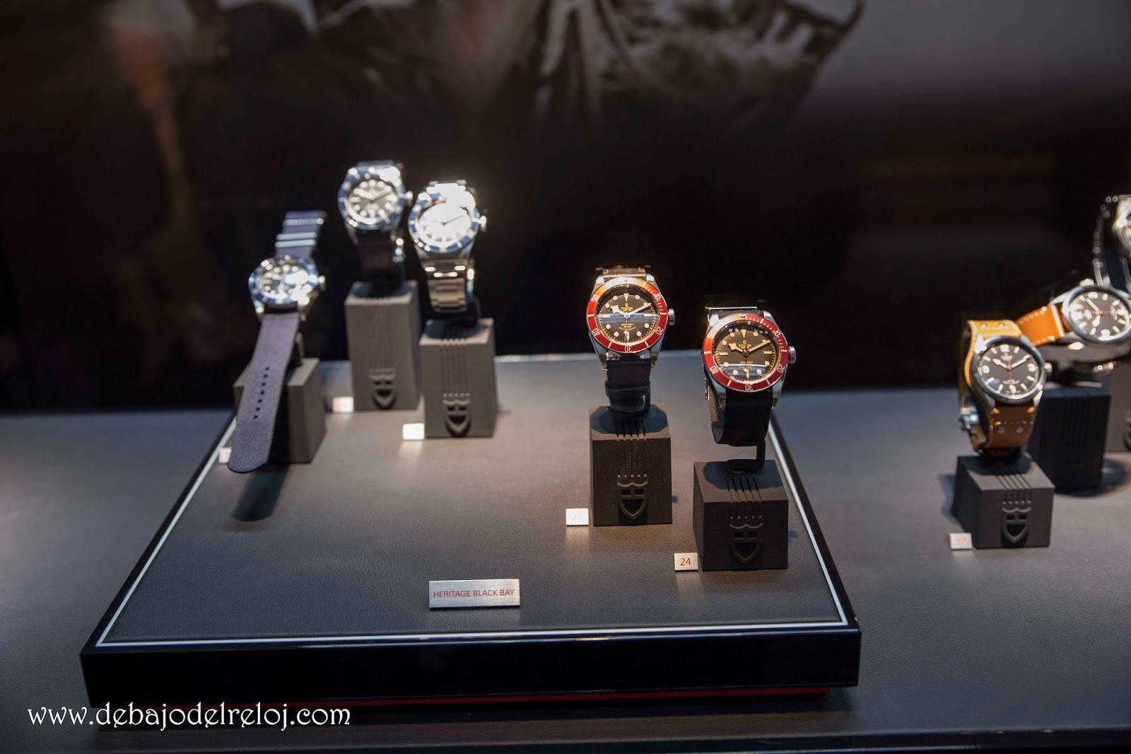 Lo más Destacado de Tudor en Basel 2015 5