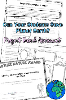 Solving Earth's major problems research project