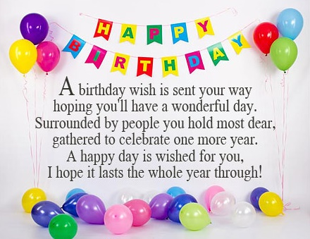 Geburtstagswunsche Beste Happy Bday Wunscht Sms Und Besondere