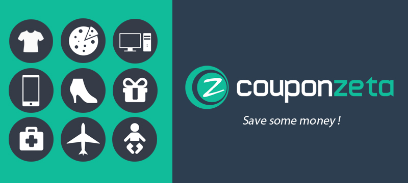 CouponZeta Online Coupons, Deals and Offers
