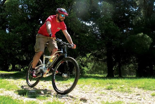 Ποδηλατική εκδρομή στο Κεφαλάρι Άργους
