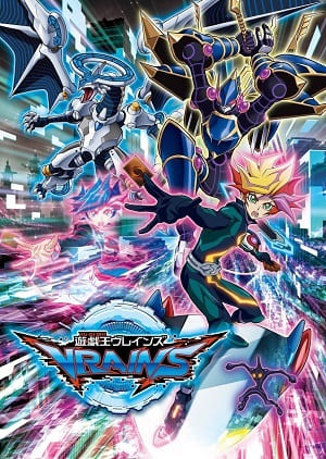 Yu-Gi-Oh! Vrains Desenhos Torrent Download capa
