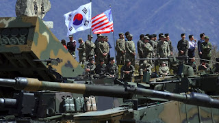 South Korea Rules Out Halting Joint Drills with US