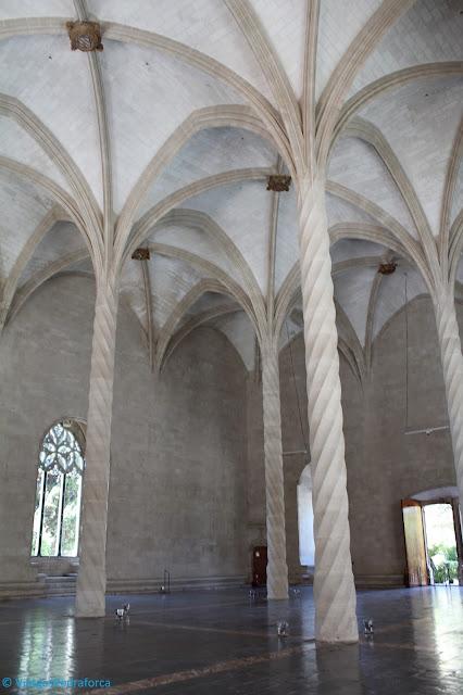 Illes Balears, les millors obres del gòtic civil