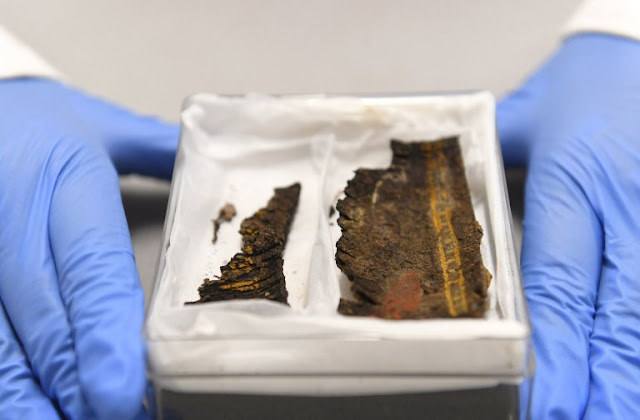 Anglo-Saxon princely burial secrets revealed in new research