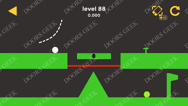 Ball & Ball Level 88 Solution, Walkthrough, Cheats for android and ios