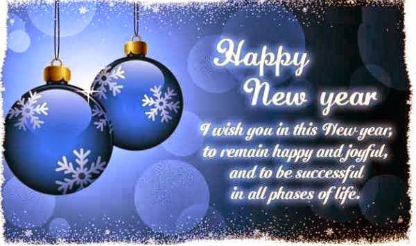happy new year wishes for best friend