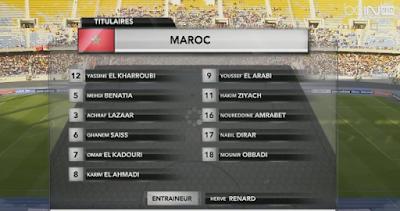 اهداف ونتيجة مباراة المغرب والكونجو 2-0 مباراة ودية 27-5-2016