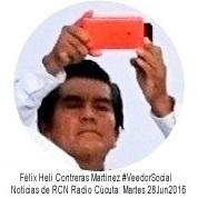 Félix Contreras recomienda: Noticias 28Jun2016 desde RCN Radio Cúcuta #GestiónSocial
