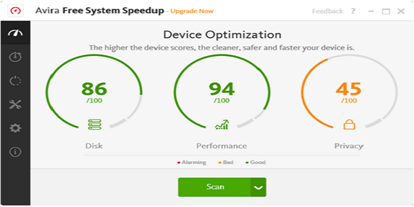 Avira System Speedup Pro v3.4.0.4873 Crack Free Download