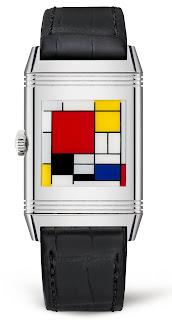 Montre Jaeger-LeCoultre Reverso Steltman Mondriaan