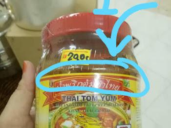 3 Jenis Paste Tom Yam Thailand