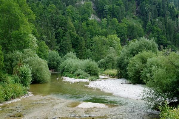 autriche basse-autriche schneeberg vallée höllental