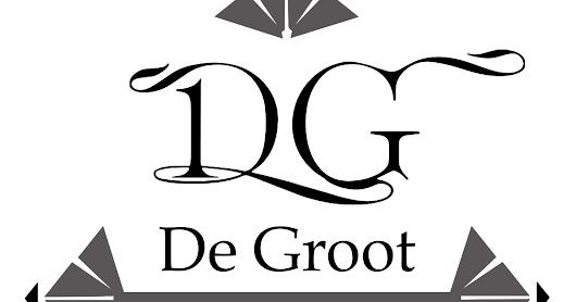 De Groot Jewellery Logo Design