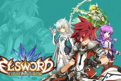 Download Game Android Online MMORPG Elsword: Evolution