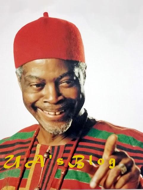 Chuba Okadigbo's son, Obinna is dead